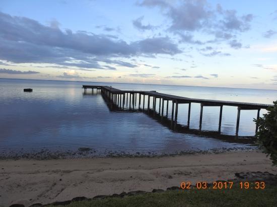 Sunset Moorea French Polynesia